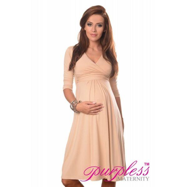 alkalmi szoptatós kismama ruha